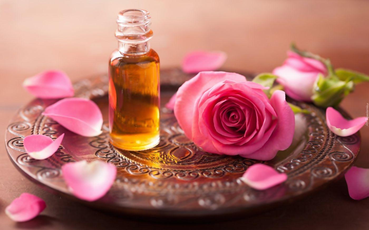 zastosowanie róży