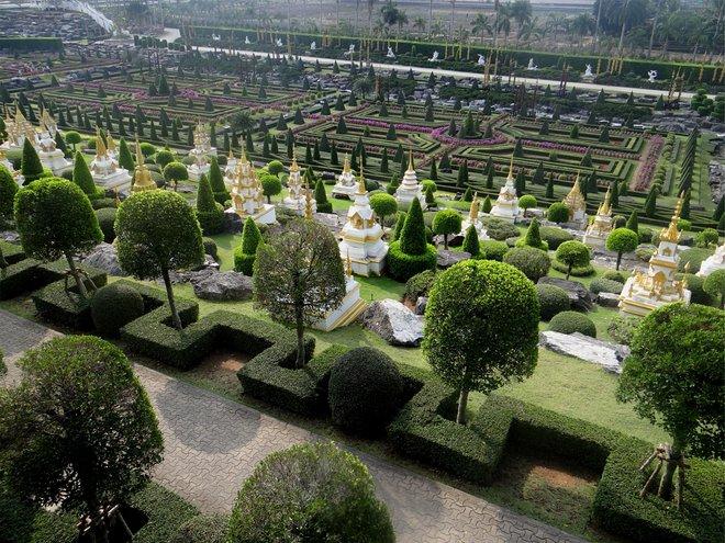najpiękniejsze ogrody świta