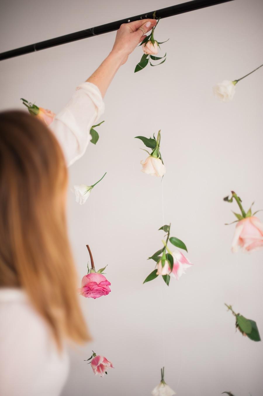 Kwiatowa Ściana