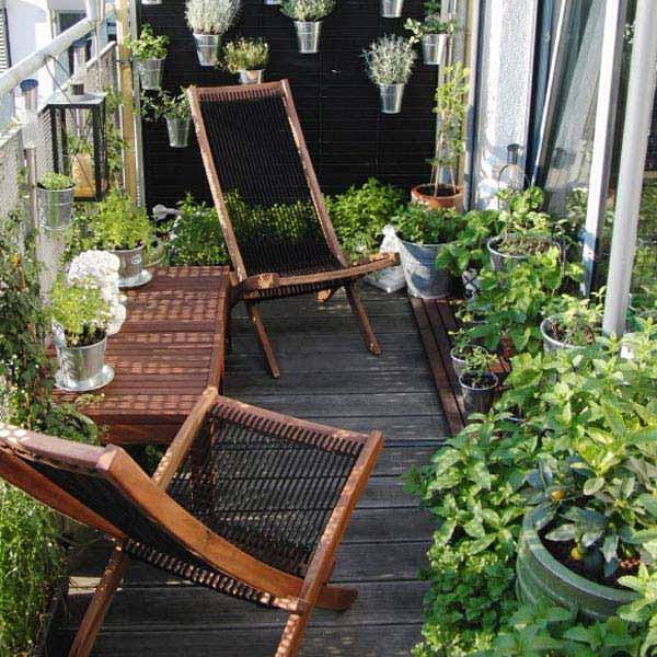 ogrody balkonowe