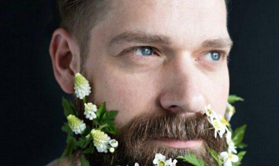 kwiatowy zarost
