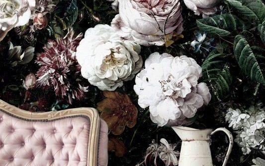 Kwiaty na ścianach Twojego mieszkania
