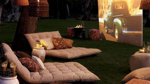 Kino w Twoim ogrodzie