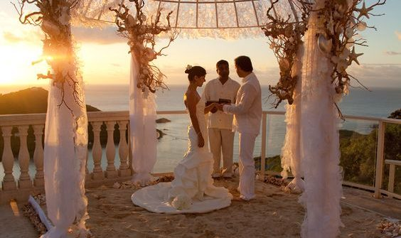 niesamowity ślub
