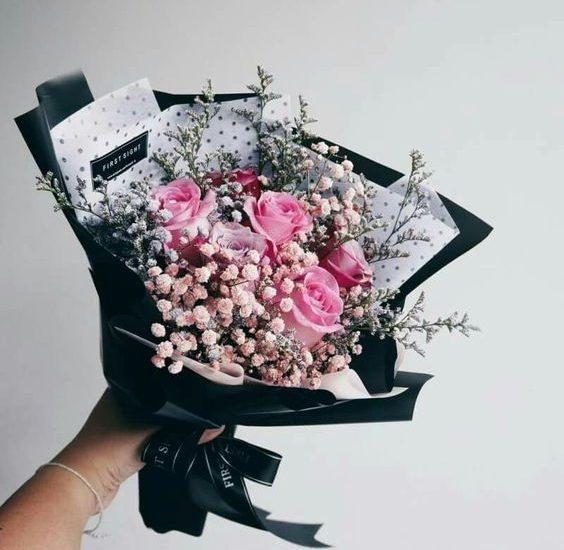 Dobór Papieru Dekoracyjnego Do Bukietów Blog Florystyczny