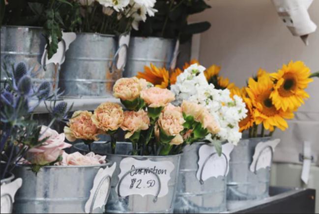 co zrobić żeby kwiaciarnia zarabiała
